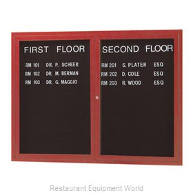 Aarco Products Inc OADCW3648L Message Center Board