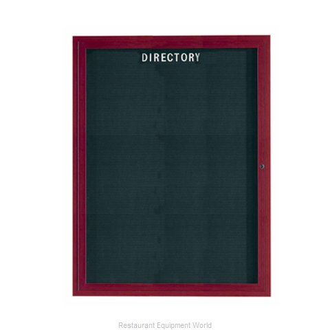 Aarco Products Inc OADCW4836L Letter Board
