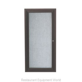 Aarco Products Inc ODCC2412RBA Bulletin Board
