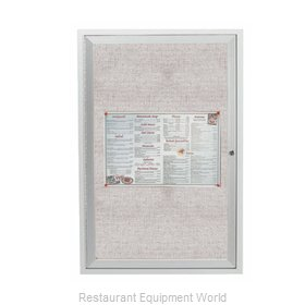 Aarco Products Inc ODCC2418R Bulletin Board