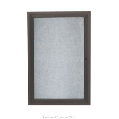 Aarco Products Inc ODCC2418RBA Bulletin Board