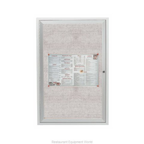 Aarco Products Inc ODCC3624R Bulletin Board
