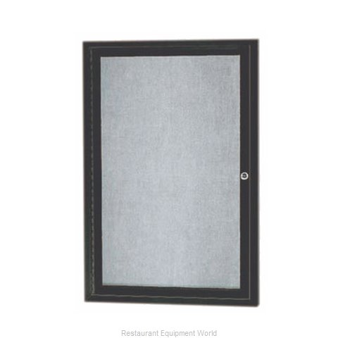 Aarco Products Inc ODCC3624RBA Bulletin Board