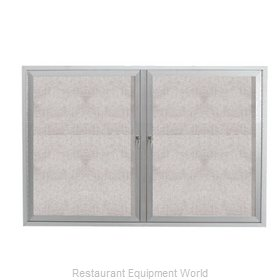 Aarco Products Inc ODCC3648R Bulletin Board