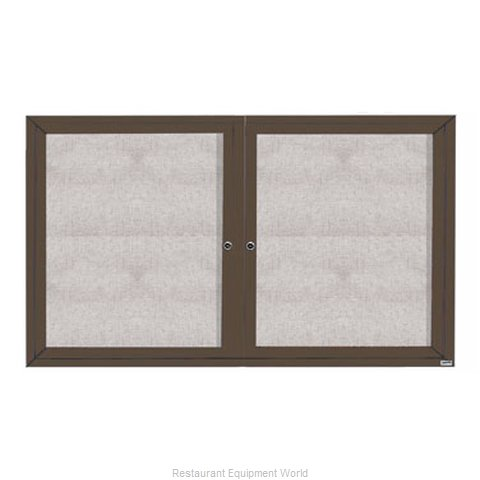 Aarco Products Inc ODCC3660RBA Bulletin Board