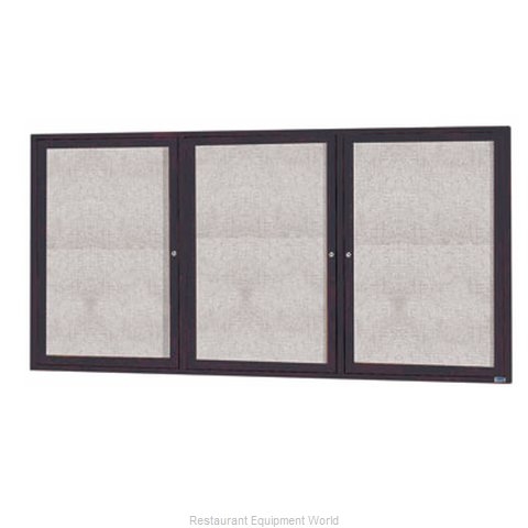 Aarco Products Inc ODCC3672-3RBA Bulletin Board