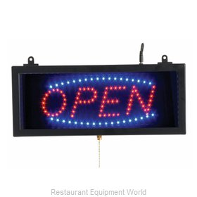Aarco Products Inc OPE02S Sign, Lighted