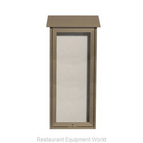 Aarco Products Inc OPLD3416-8 Bulletin Board