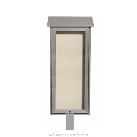 Aarco Products Inc OPLD3416SPP-2 Bulletin Board