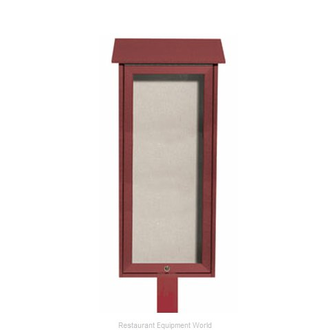 Aarco Products Inc OPLD3416SPP-7 Bulletin Board
