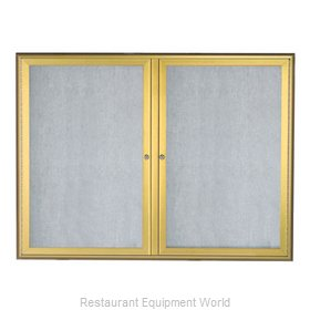 Aarco Products Inc OWFC3648G Bulletin Board