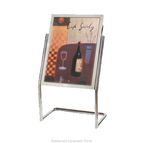 Aarco Products Inc P-15C Sign, Freestanding