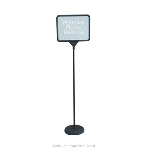 Aarco Products Inc PFS1114 Sign, Freestanding