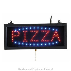 Aarco Products Inc PIZ01S Sign, Lighted
