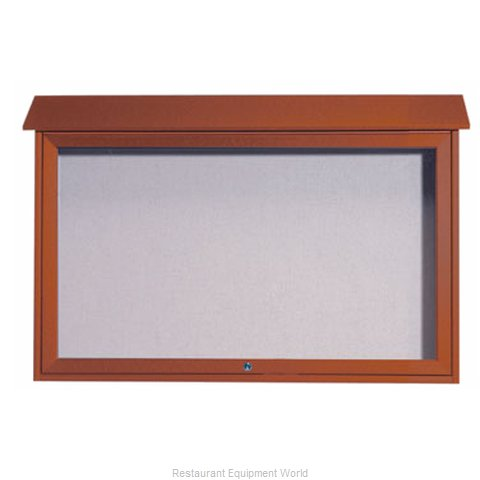 Aarco Products Inc PLD3045T-5 Bulletin Board