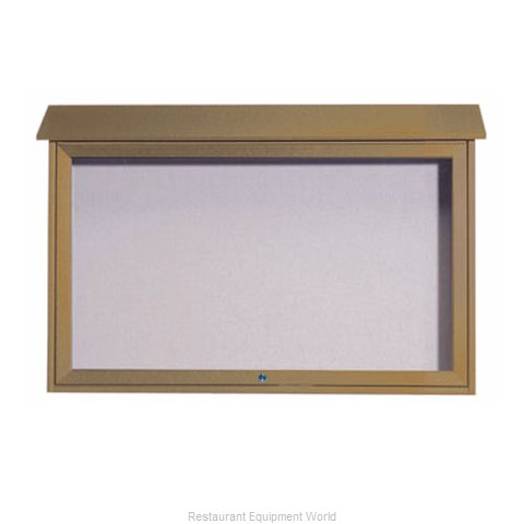 Aarco Products Inc PLD3045T-8 Bulletin Board