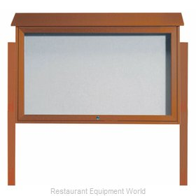 Aarco Products Inc PLD3045TDPP-5 Bulletin Board