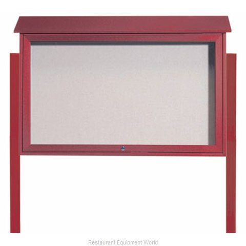 Aarco Products Inc PLD3045TDPP-7 Bulletin Board