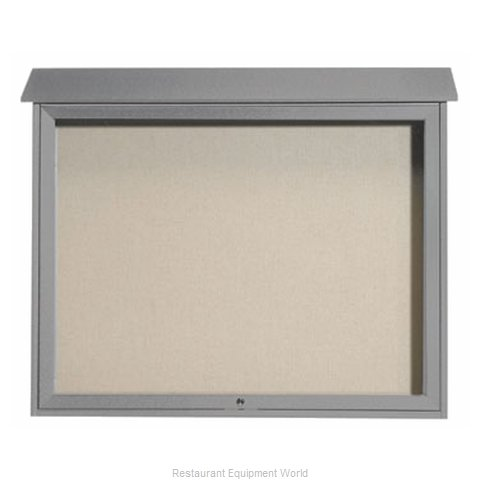 Aarco Products Inc PLD3645T-2 Bulletin Board