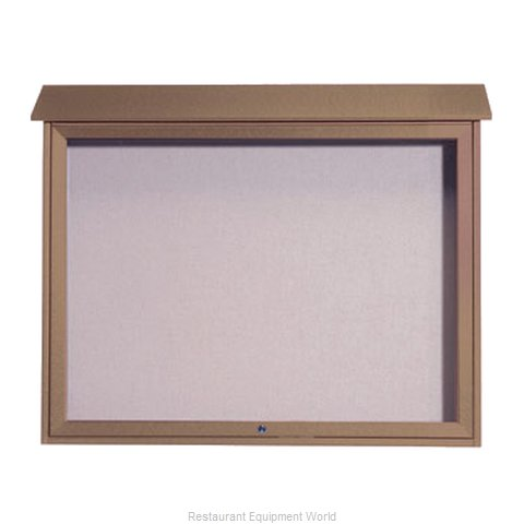 Aarco Products Inc PLD3645T-8 Bulletin Board