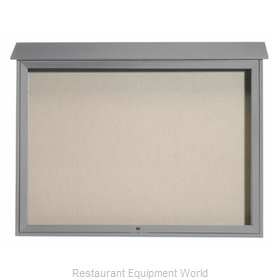 Aarco Products Inc PLD4052T-2 Bulletin Board