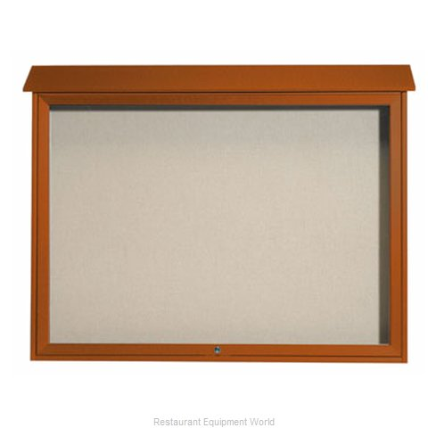 Aarco Products Inc PLD4052T-5 Bulletin Board