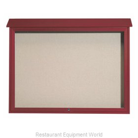 Aarco Products Inc PLD4052T-7 Bulletin Board