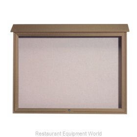 Aarco Products Inc PLD4052T-8 Bulletin Board