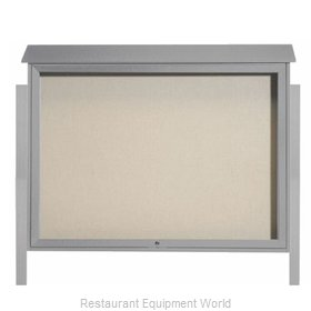 Aarco Products Inc PLD4052TDPP-2 Bulletin Board
