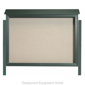 Aarco Products Inc PLD4052TDPP-4 Bulletin Board