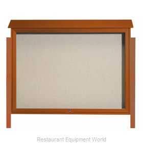 Aarco Products Inc PLD4052TDPP-5 Bulletin Board