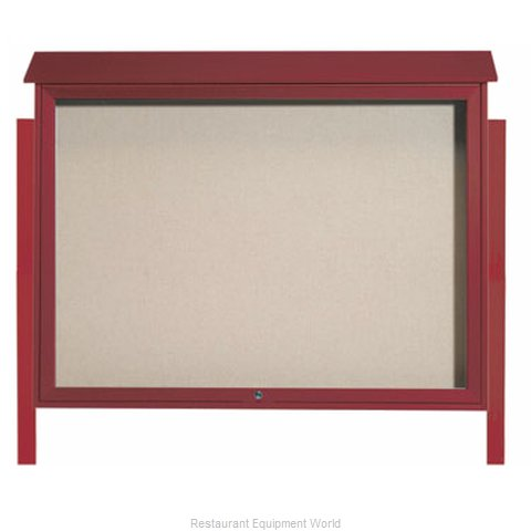 Aarco Products Inc PLD4052TDPP-7 Bulletin Board