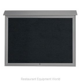 Aarco Products Inc PLD4052TL-2 Letter Board