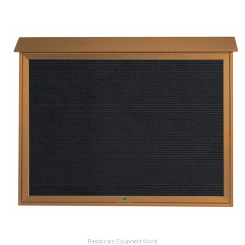 Aarco Products Inc PLD4052TL-5 Letter Board