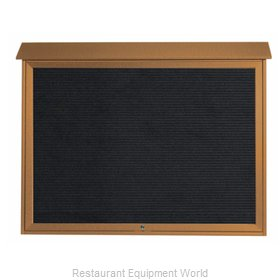 Aarco Products Inc PLD4052TL-5 Message Center Board
