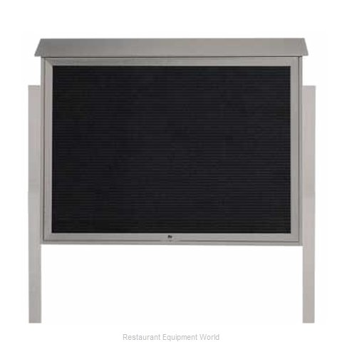 Aarco Products Inc PLD4052TLDPP-2 Letter Board