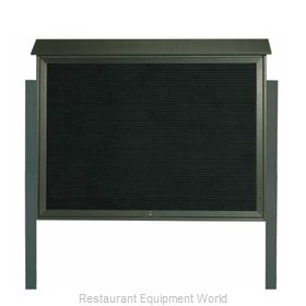 Aarco Products Inc PLD4052TLDPP-4 Letter Board