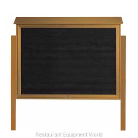 Aarco Products Inc PLD4052TLDPP-5 Letter Board