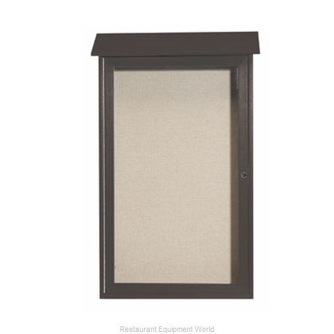 Aarco Products Inc PLD4226-4 Bulletin Board