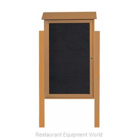 Aarco Products Inc PLD4226LDPP-5 Letter Board