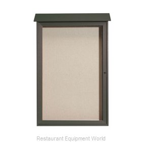 Aarco Products Inc PLD4832-4 Bulletin Board
