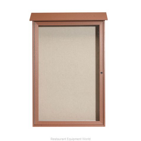 Aarco Products Inc PLD4832-5 Bulletin Board