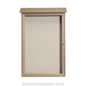 Aarco Products Inc PLD4832-8 Bulletin Board