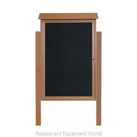 Aarco Products Inc PLD4832LDPP-5 Letter Board