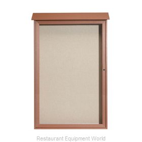 Aarco Products Inc PLD5438-5 Bulletin Board