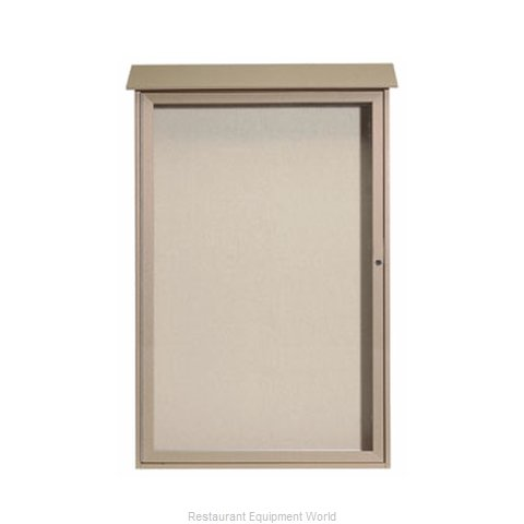 Aarco Products Inc PLD5438-8 Bulletin Board