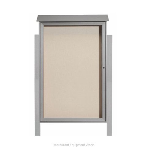 Aarco Products Inc PLD5438DPP-2 Bulletin Board (Magnified)
