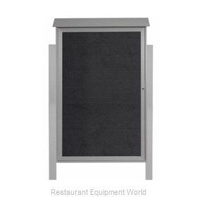 Aarco Products Inc PLD5438LDPP-2 Letter Board