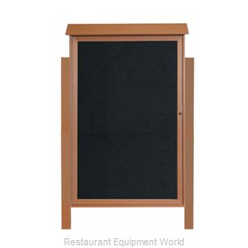 Aarco Products Inc PLD5438LDPP-5 Letter Board
