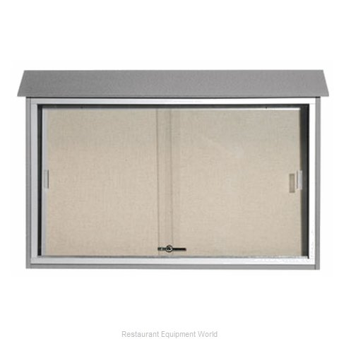 Aarco Products Inc PLDS3045-2 Bulletin Board